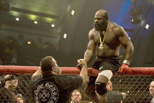 Tank Abbott Kimbo Slice MMA EliteXC
