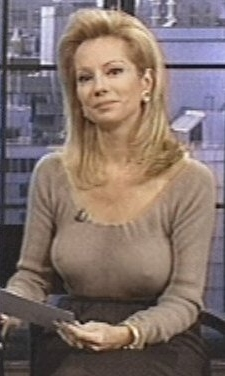 Kathie Lee Gifford and her perky nipples make a return to the airwaves